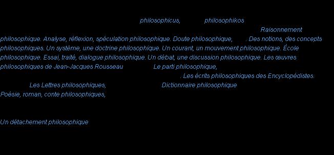 dictionnaire de la philosophie pdf